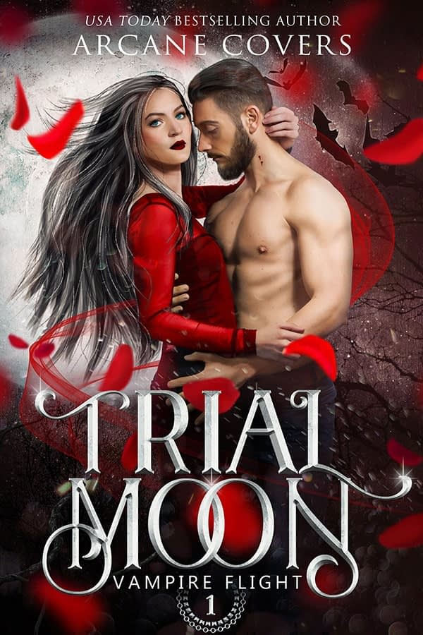 Trial Moon - Arcane Covers - Para And SciFi Romance