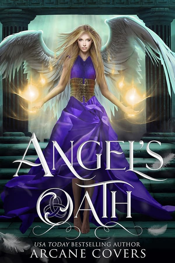 Angels Oath - Arcane Covers - General Fantasy