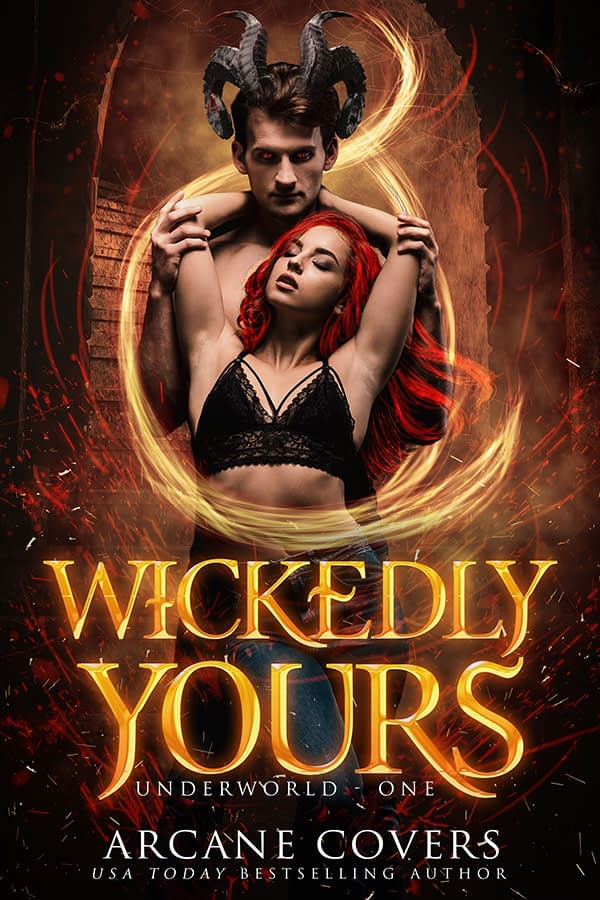 Wickedly Yours - Arcane Covers - Fantasy Romance